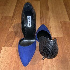 Steve Madden Snake skin heels